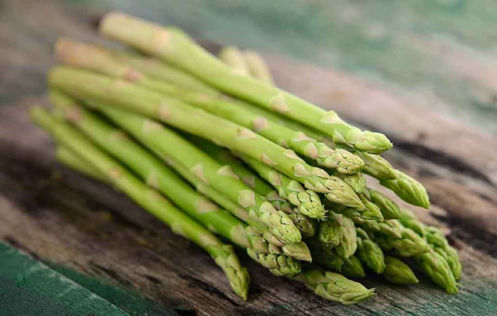 will chickens eat asparagus